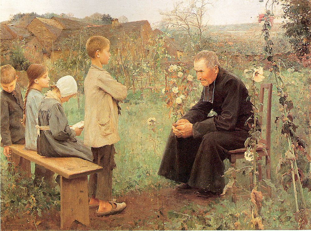 The Importance of Catechism