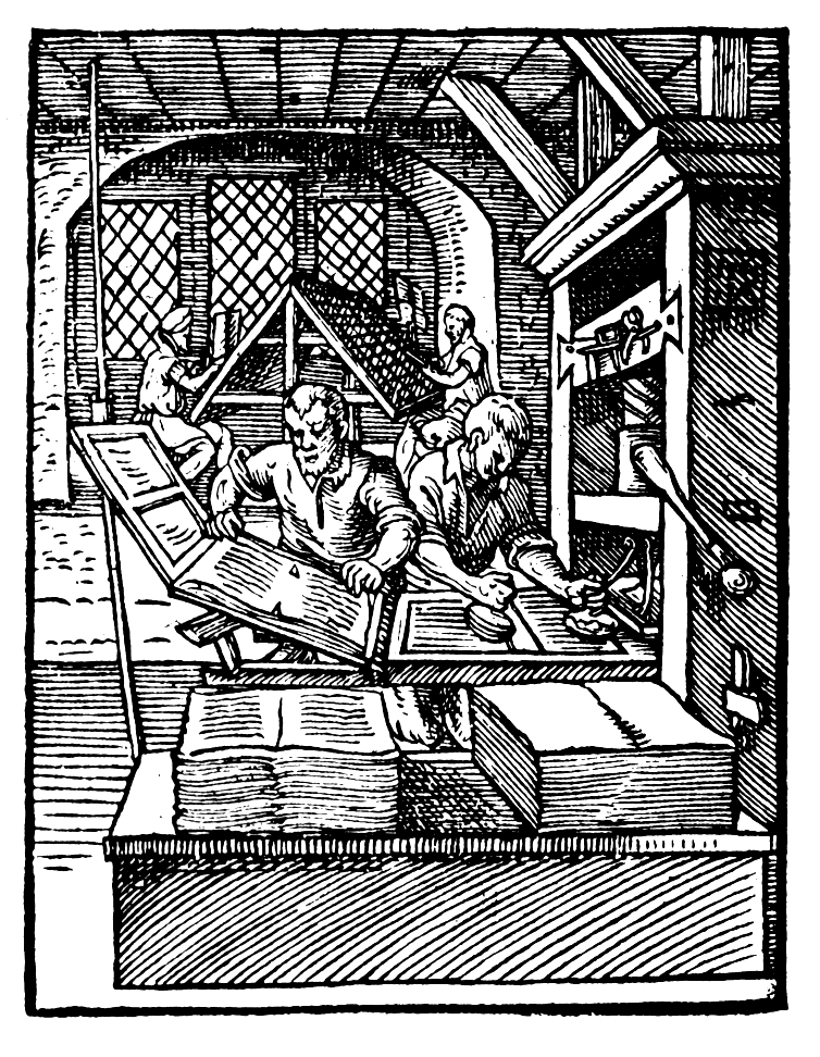 How Printing Gave Us The Reformation