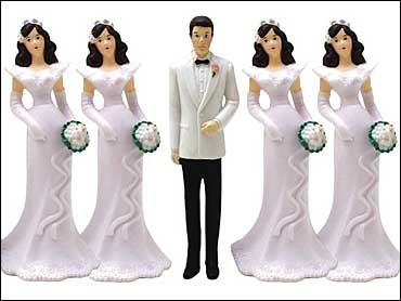 Adam and Eve and ? The Problem of Polygamy: Part 1